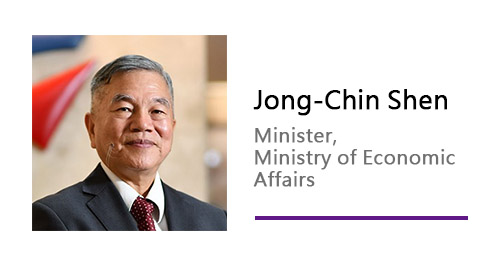 Chen Chi-Chung / Minister, Council of Agriculture