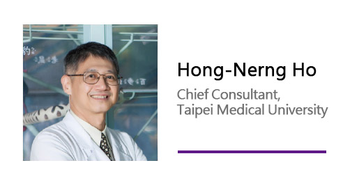 Hong-Nerng Ho/ Chief Medical University.
