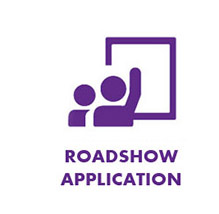 Roadshow Application